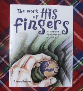 The Work of His Fingers Cover